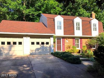 Single Family Home For Sale: 10209 Cape Ann Drive