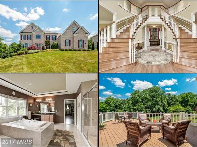 Ellicott City Single Family Home For Sale: 4958 Valley View Overlook