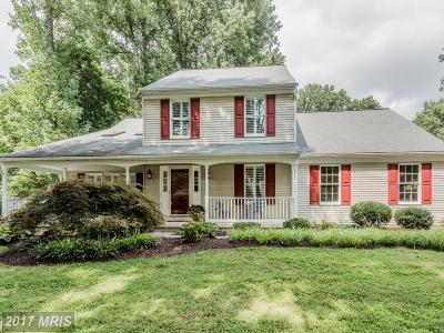 Ellicott City Single Family Home For Sale: 2919 Pebble Beach Drive