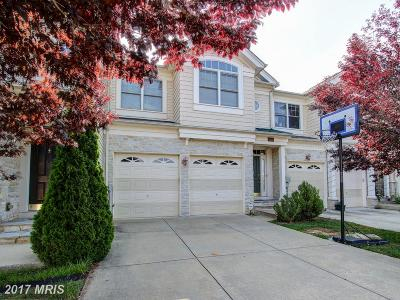 Laurel Townhouse For Sale: 8719 Timber Oak Lane