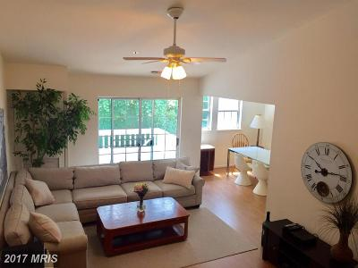 Ellicott City Condo For Sale: 8347 Montgomery Run Road #I