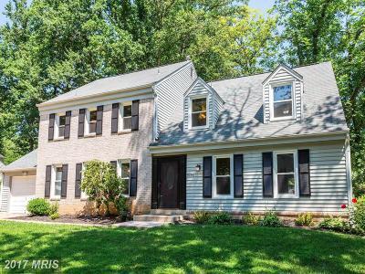 Single Family Home For Sale: 5184 Eliots Oak Road