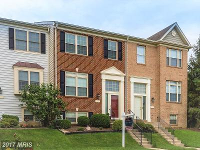 Columbia Townhouse For Sale: 7244 Calm Sunset