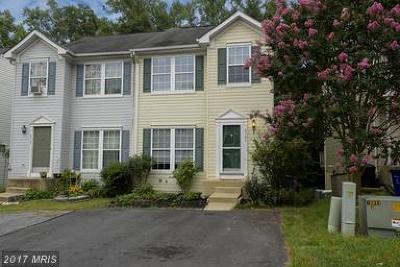 Elkridge Townhouse For Sale: 6741 Cozy Lane