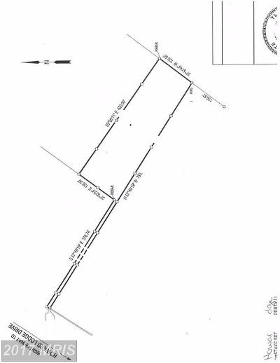 Harford County, Howard Residential Lots & Land For Sale: Howard Lodge Drive