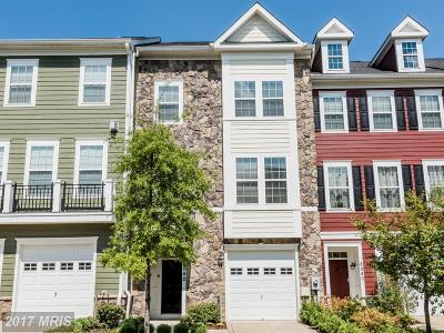 Ellicott City Townhouse For Sale: 6042 Talbot Drive