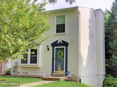 Laurel Townhouse For Sale: 10683 Glen Hannah Drive