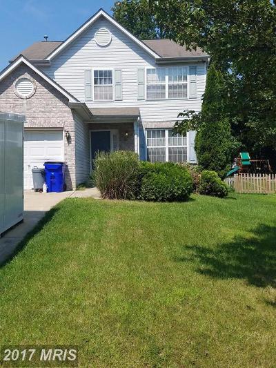 Laurel Single Family Home For Sale: 9687 Spratley Avenue
