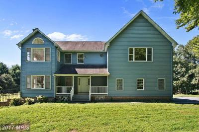Single Family Home For Sale: 13835 Burntwoods Road