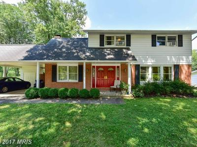 Single Family Home For Sale: 10630 Green Mountain Circle