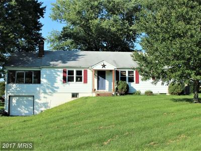Clarksville Single Family Home For Sale: 12210 Hall Shop Road