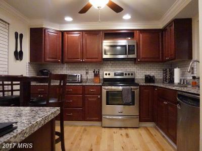 Laurel Townhouse For Sale: 9646 Glendower Court