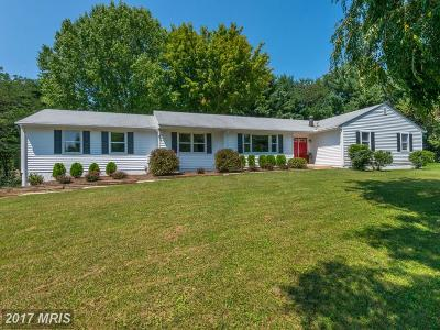 Clarksville Single Family Home For Sale: 5484 Harris Farm Lane