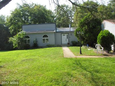 Columbia Single Family Home For Sale: 6384 Barefoot Boy