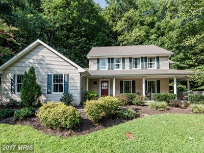 Ellicott City Single Family Home For Sale: 8899 Frederick Road