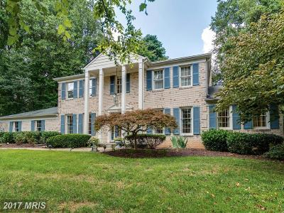 Columbia Single Family Home For Sale: 5142 Beaverbrook Road