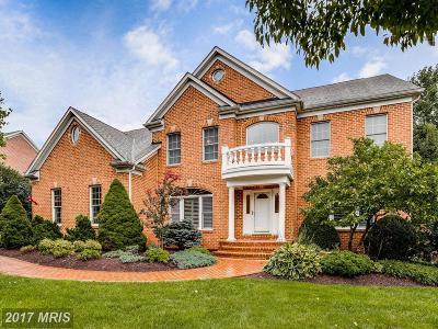 Ellicott City Single Family Home For Sale: 2733 Links Court