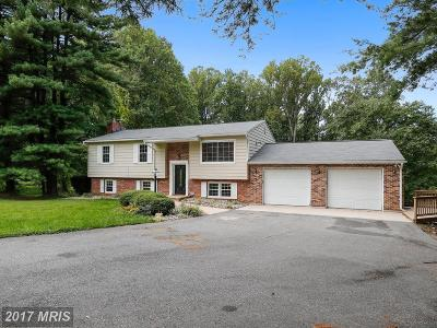 Marriottsville Single Family Home For Sale: 1511 Everlea Road