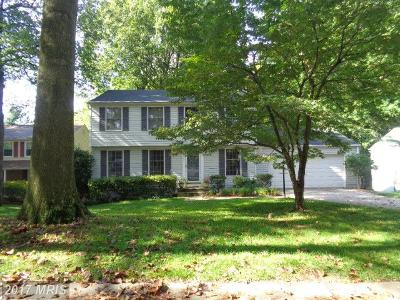 Columbia Single Family Home For Sale: 9494 Dawnblush Court