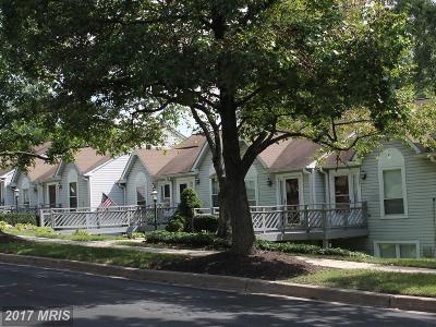 Ellicott City Condo For Sale: 3571 Plumtree Drive #8