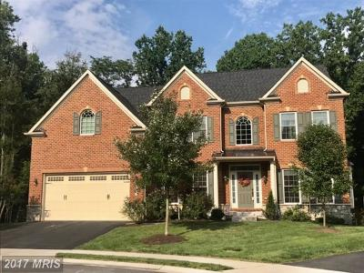Ellicott City Single Family Home For Sale: 5070 Bending Sky Way