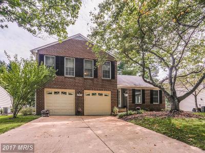 Ellicott City Single Family Home For Sale: 4137 Henhawk Court