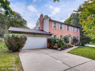 Columbia Single Family Home For Sale: 5095 Lake Circle W