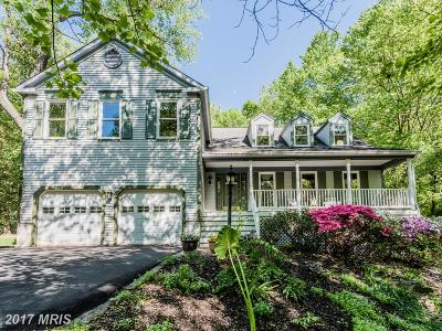 Sykesville Single Family Home For Sale: 579 Gaither Road