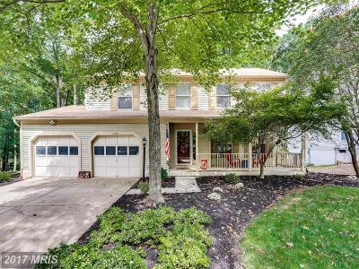 Columbia Single Family Home For Sale: 11210 Peartree Way