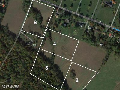 Woodbine Residential Lots & Land For Sale: Frederick Rd