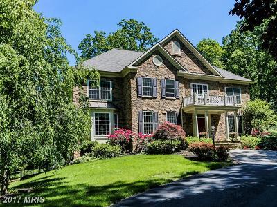 Ellicott City Single Family Home For Sale: 4324 Buckskin Wood Drive