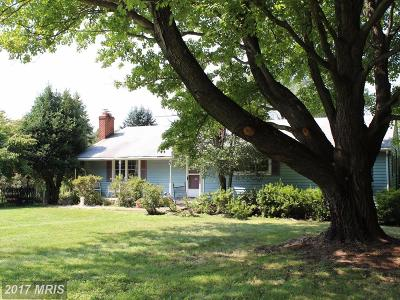 Clarksville Single Family Home For Sale: 12160 Hall Shop Road