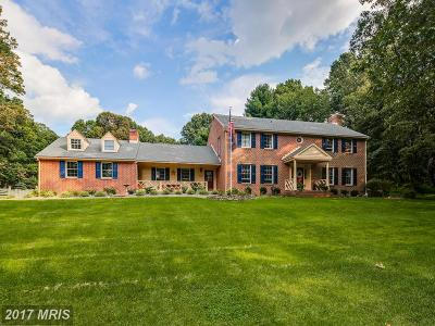 West Friendship Single Family Home For Sale: 3179 Danmark Drive