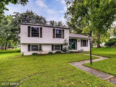 Columbia Single Family Home For Sale: 6928 Garland Lane