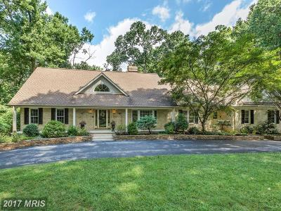 Clarksville Single Family Home For Sale: 13810 Lakeside Drive