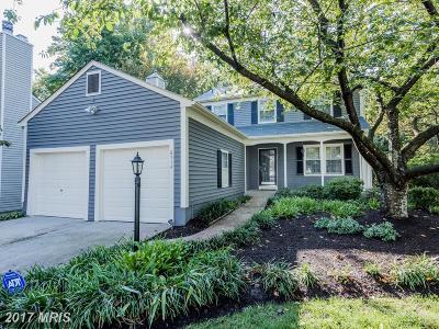 Columbia Single Family Home For Sale: 8514 Dark Hawk Circle