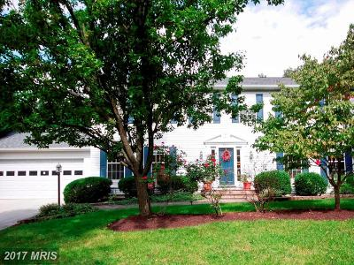 Columbia Single Family Home For Sale: 5617 Foxcroft Way