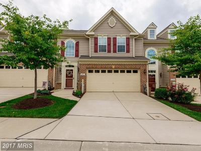 Ellicott City Townhouse For Sale: 8107 Calla Lilly Drive #41