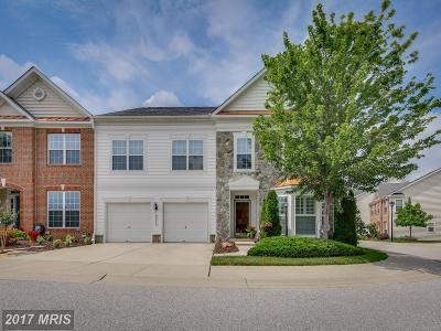 Columbia Townhouse For Sale: 8881 Warm Granite Drive