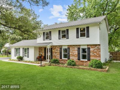 Columbia Single Family Home For Sale: 6178 Sunny Spring