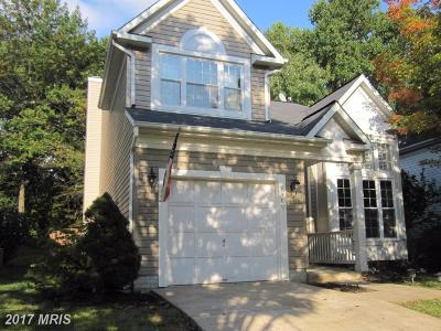 Columbia Single Family Home For Sale: 9509 Twilight Court