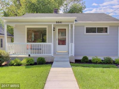 Laurel Single Family Home For Sale: 9841 Lyon Avenue