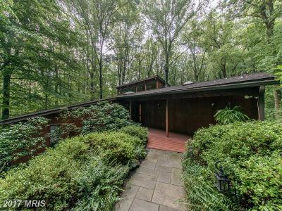 Ellicott City Single Family Home For Sale: 4665 Ilchester Road