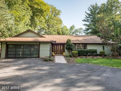 Columbia Single Family Home For Sale: 6115 Oakland Mills Road