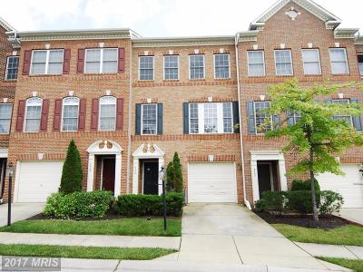 Laurel Townhouse For Sale: 8435 Ice Crystal Drive #81