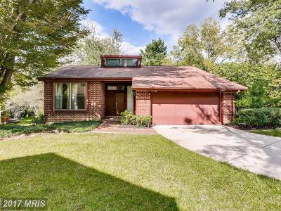 Columbia Single Family Home For Sale: 5377 Racegate Run