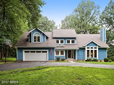 Single Family Home For Sale: 6000 10 Oaks Road