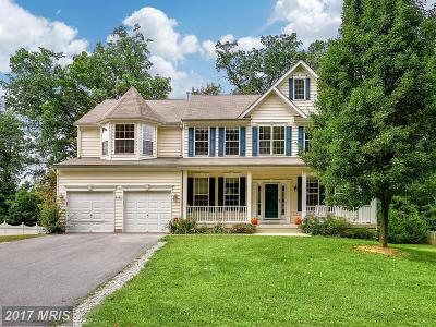 Ellicott City Single Family Home For Sale: 8484 Oak Run Way
