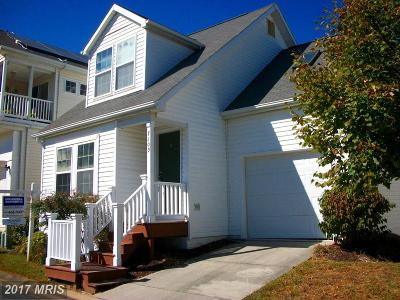 Elkridge Single Family Home For Sale: 7109 Stone Throw Way