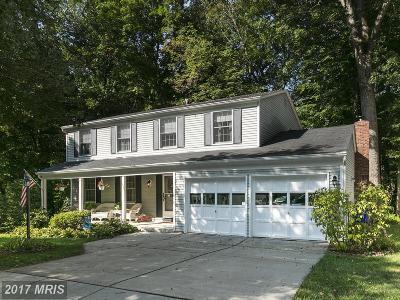 Columbia Single Family Home For Sale: 5306 Hesperus Drive